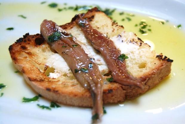 Pane, Burro e Alici (http://mangiarebuono.it)