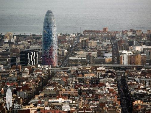 Torre Agbar (foto: reprodução)