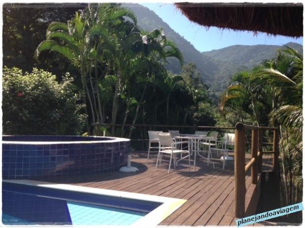 Ilha de Toque Toque Boutique Hotel -Piscina, Jacuzzi e Montanha