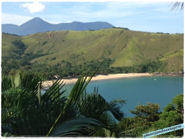 Vista de Toque Toque Grande do Ilha de Toque Toque Boutique Hotel
