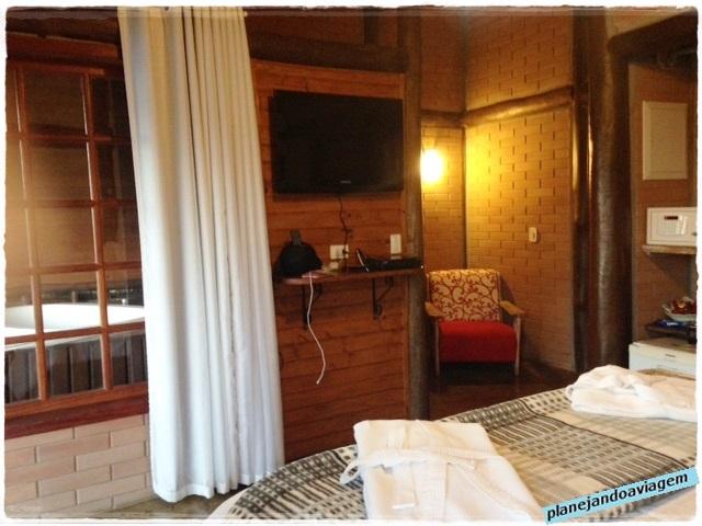 Suite Alcatrazes - Quarto