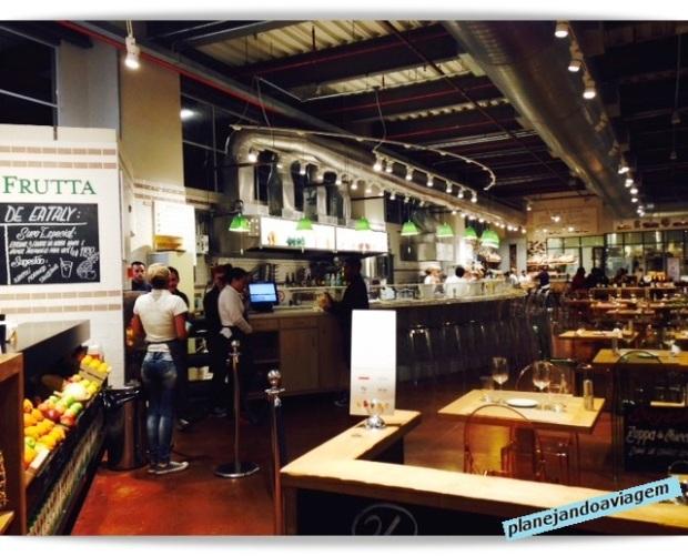 EATALY São Paulo - Restaurante Il Crudo
