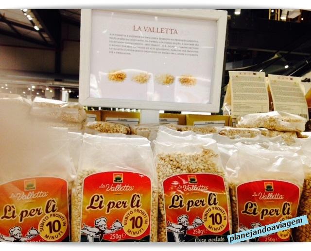 EATALY São Paulo - Cereais de La Valletta