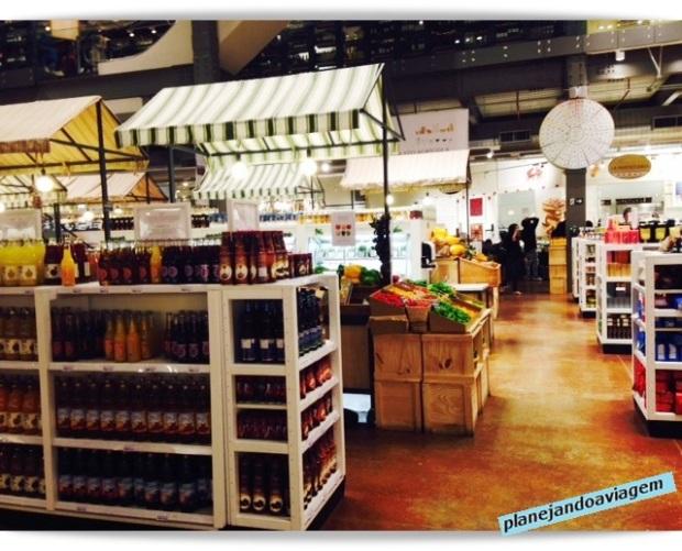EATALY São Paulo - Mercado