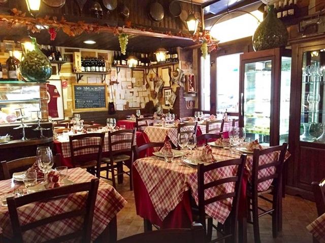 La Locanda di Bacco - Restaurante (foto: tripadvisor)