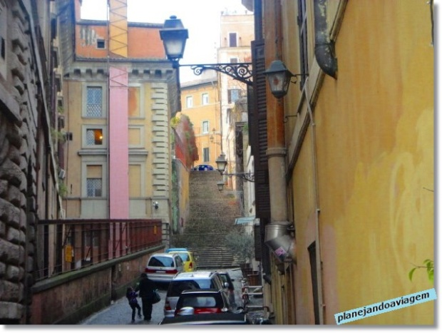 Ruas do Trastevere
