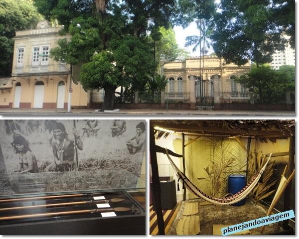 Belem - Museu Paraense Emilio Goeldi