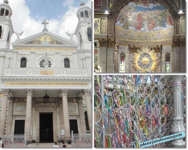 Belem - Basilica Santuário de Nazaré