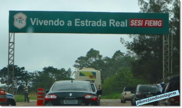 A caminho de Ouro Preto