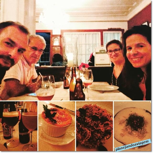 Jantar Restaurante Nossa Senhora do Rosario
