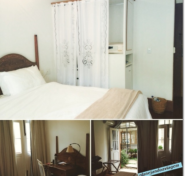 Quarto parte nova - Hotel Solar do Rosario