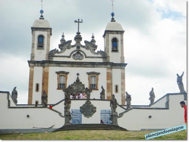 Santuario Bom Jesus dos Matosinhos