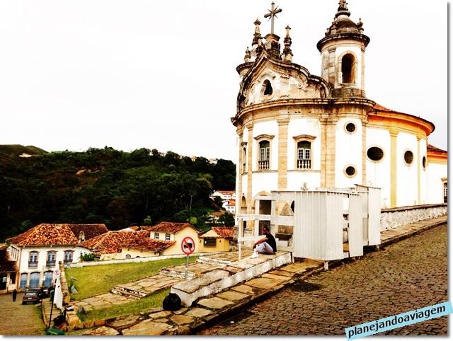 Igreja no Senhora do Rosario