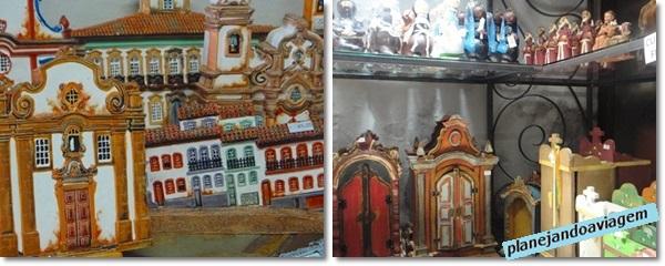 Artesanato em Ouro Preto