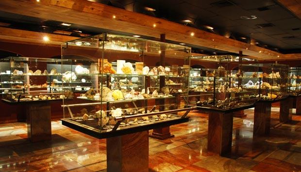 Sala Mineralogia (foto: umjeitobemdiferente.wordpress.com)