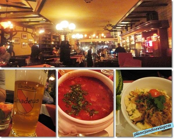 Restaurante Amadeus Baden Baden