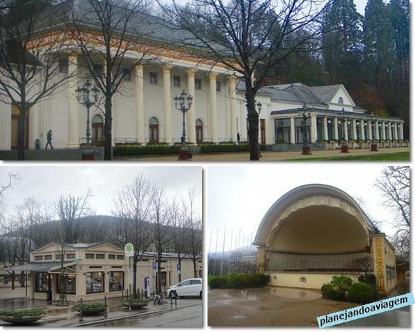 Centro Comercial e Cassino e Anfi Teatro