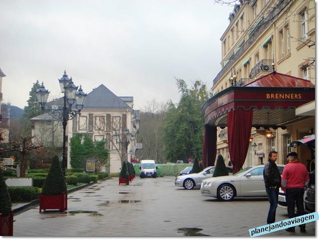 Hotel Brenner: Hotel e SPA cinco estrelas