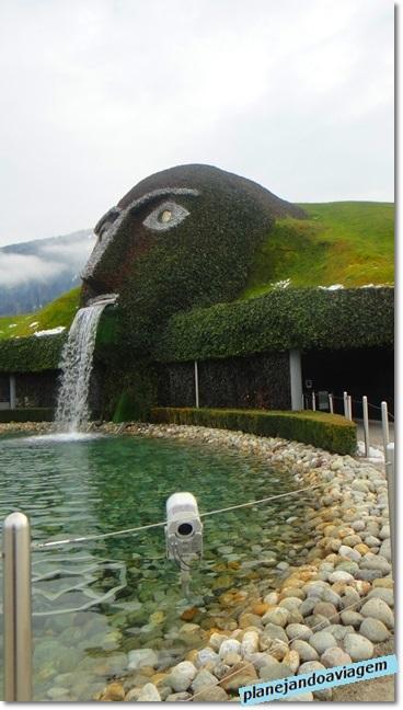 Swarovski - Entrada Gigante Verde