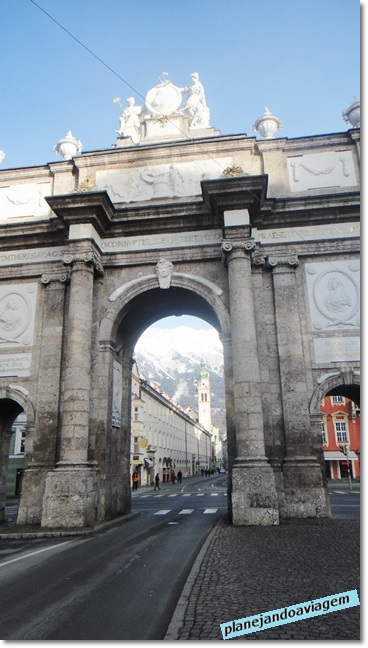 Arco Triumphpforte