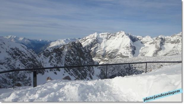 Halefekar - vista montanha