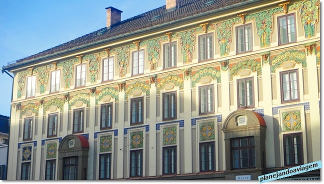 Innsbruck - arquitetura