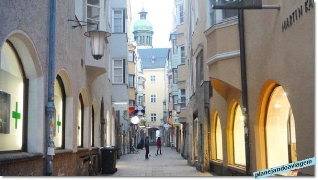 Innsbruck - Centro Antigo