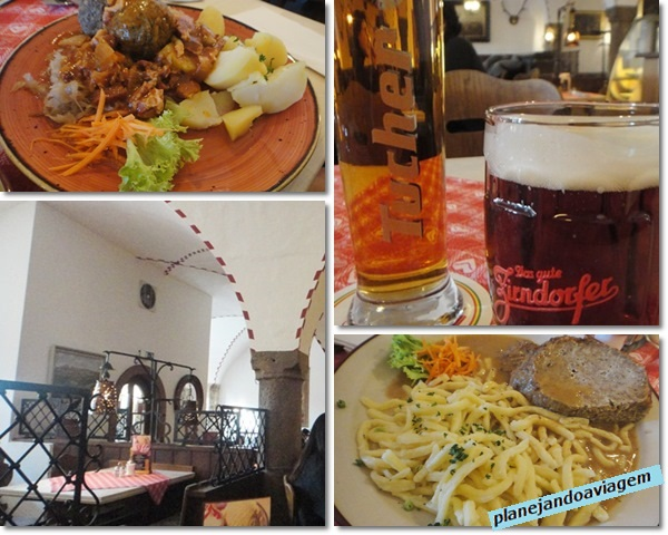 Restaurante Rothenburg ob der Tauber