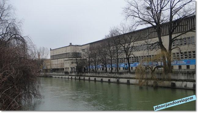 Museu de Ciências - Fachada