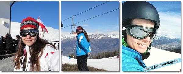 Roupas para esqui - Capacete, gorros e lenços