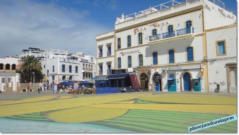 Praça Moulay Hassan