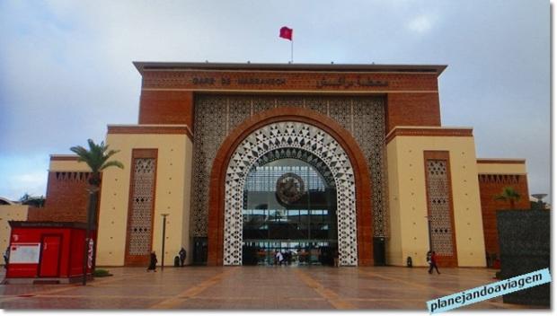 Estação ferroviária de Marrakesh