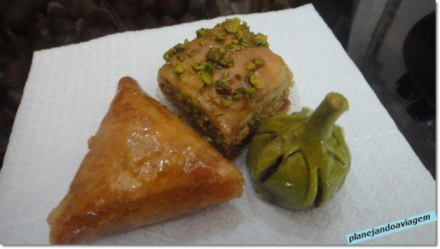 Doces Típicos em Essaouira