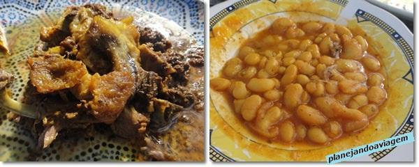 Tangia - prato típico Marrocos