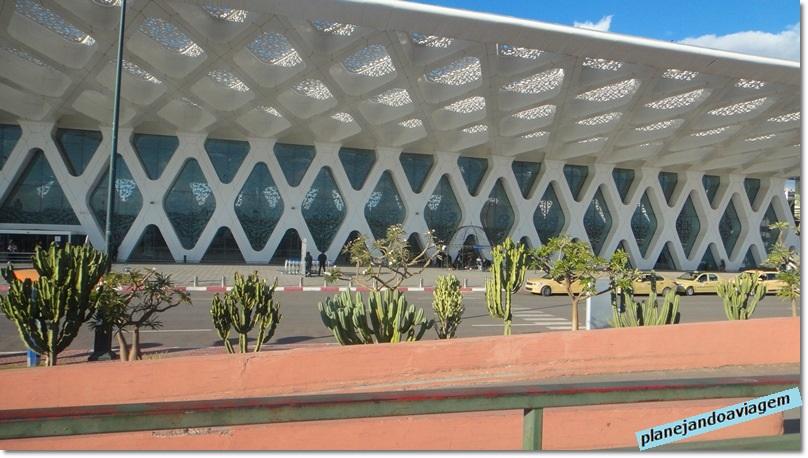 Marrakesh - aeroporto