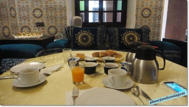 Rayd Nana - café da manhã