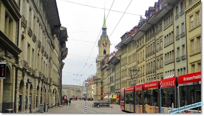 Berna Rua Spitalgasse