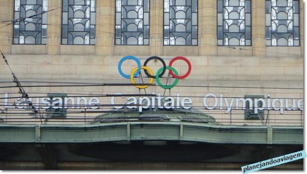 Lausanne Capital Olímpica