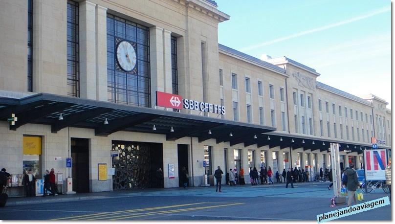 Estação Ferroviária de Genebra
