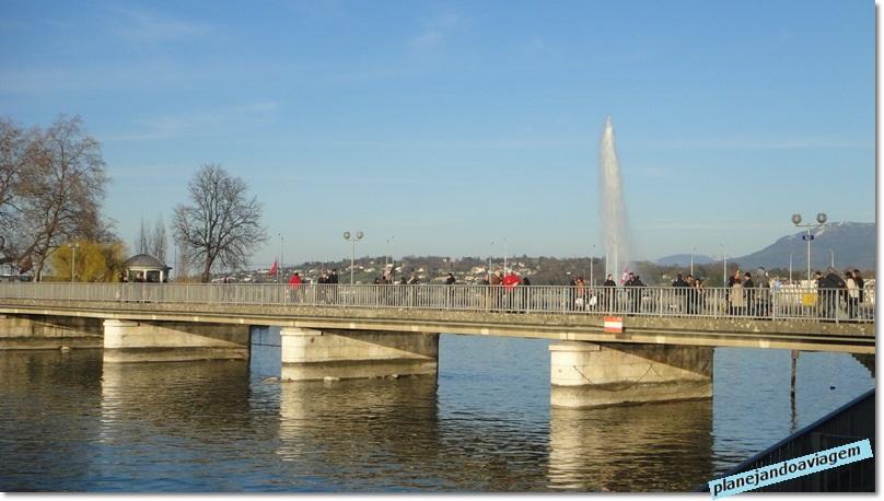 Genebra - Jet d'Eau
