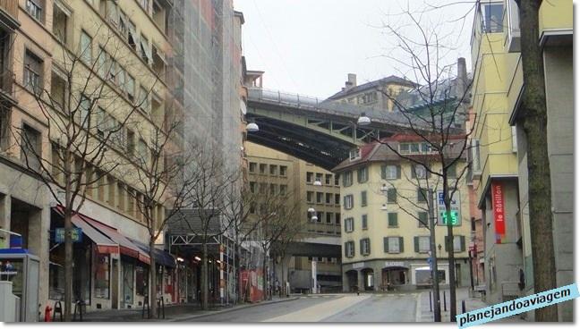 Lausanne - Rue Centrale