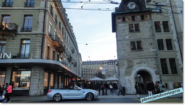 Genebra - Praça du Molard