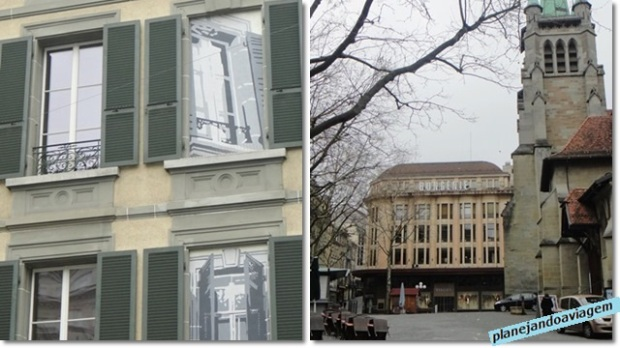 Lausanne - centro