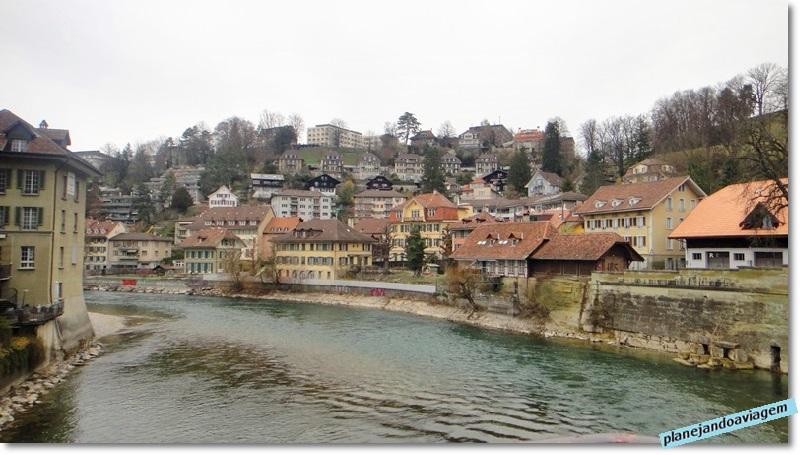 Ponte Untertorbrucke em Berna