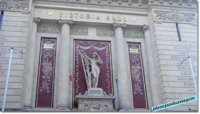 Genebra - Victoria Hall