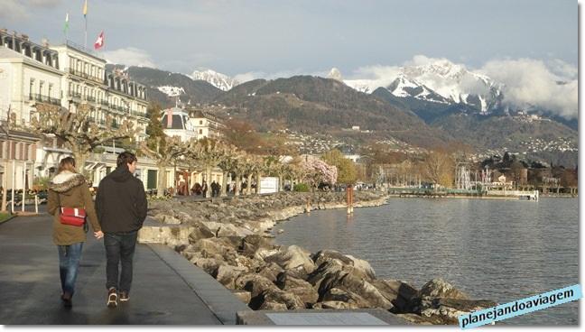 Promenade Vevey