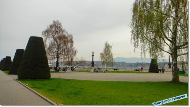 Genebra - Quay du Mont-blanc