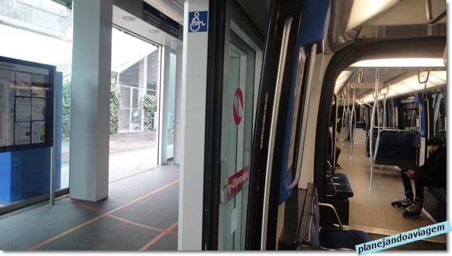 Lausanne - metro