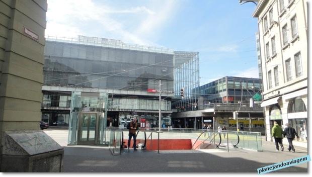 Estação ferroviária Berna