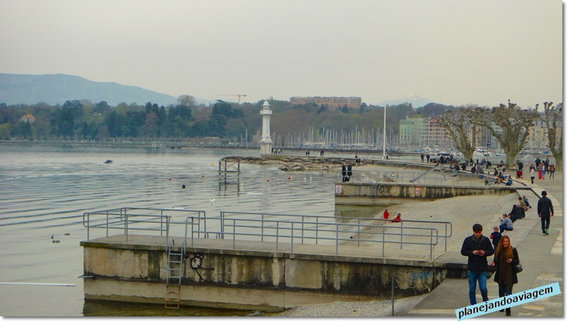 Genebra - Bains de Paquis